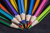 Close-Up - Macro_9X7A7550 (timbertree9) Tags: colour colourful coloured macro closeup canon canoneos7dmkii sigma 100mmsigmamacrolens unitedkingdom england tipton tiptoncameraclub tcc colouringpencils pencils wood saturated detail