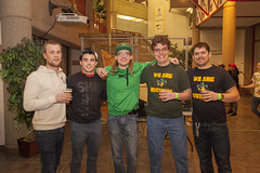 Lloyd SA Guy's Night Out 2018 (Lakeland College) Tags: lloydminstercampus students association guys night out event fun men free food trucks haircut college activity axe throwing local business campus lloydminster lakelandcollege