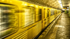 Mit Gisela unterwegs (micagoto) Tags: bvg gisela ubahn ubahnhof subway berlin märkischesmuseum