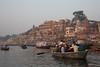 River Ganges, Varanasi (edina.cross) Tags: india asia boat river ganges varanasi people bathing