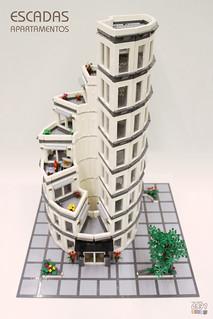 Escadas Apartamentos