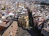 View Of Sevilla (W@nderluster) Tags: giralda sevilla siviglia spain spagna espana tower torre campanile travel street vista citta city outdoor house building view españa