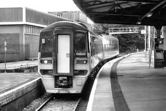 158850 (R~P~M) Tags: train railway multipleunit unitedkingdom greatbritain uk diesel dmu 158 gloucester glos gloucestershire england