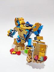 Thanos's toys (c_s417) Tags: lego 76072 thanos infinity gauntlet stones marvel comics ironman iron man avengers 3 movie moc mod mini figures