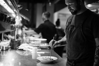 Chef de Cuisine Jonathan Viau