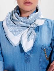 River Woods n°317 (Blouse et Foulard 2) Tags: blouse foulard river woods silk scarf