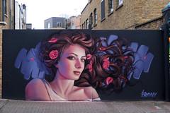 Street Art in Camden by Irony (scats21) Tags: camden irony streetart