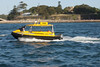 Wet Yellow Taxi - Sydney (Neil Pulling) Tags: newsouthwales sydney sydneyharbour portjackson harbour ship vessel watertaxi taxi panning