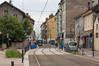 140819_Grenoble_062 (Rainer Spath) Tags: frankreich france auvergnerhônealpes isère tramway strasenbahn tram trams trolley električky streetcars semitag tag alstom citadis402 fontaine avenuearistidebriand