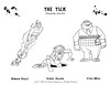 1993 The Tick Character Line Art Inkspot Series 029 (vsndesigns) Tags: beta the tick vs arthur sentinel prime optimus successor townsend coleman lego minifig minifigure dcon 2014 ball mylar balloon buttons bonanza pencil indie shocker gbjr toys with tie and tshirt zombie in a steel box fox promotional totally kids magazine 45 club spoon taco bell meal commercial eli stone ben edlund little wooden boy comic book merchandise rare limited edition 80s 90s collector museum naked super hero heroine collection photo screen text