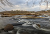 James River - Late Winter (John H Bowman) Tags: virginia richmond parks localparks jamesriverpark ponypasture riversandstreams jamesriver cascadesrapids driftwood cloudyskies march2017 march 2017 sigma2414art explore
