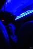 (Maija Viluma) Tags: girl beautifulgirl sexygirl blue blu bus autobus dinotte atnight trip viaggio