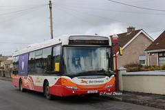 Bus Eireann SL20 (09C250). (Fred Dean Jnr) Tags: buseireann cork march2018 sl20 09c250 derrynaneroadcork scania omnilink buseireannroute209a bus ck230ub