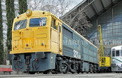 2150 (Mariano Alvaro) Tags: renfe alco 2150 alsa tecsa diesel museo ferrocarril madrid