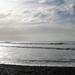 surf on South Beach, Aberystwyth