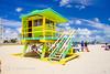 Life-Guard-Häuschen (Markus Lenz) Tags: amerika beachhäuschen diewelt florida meer miami miamibeach naturlandschaft orte southbeach strand usa vereinigtestaaten wasser