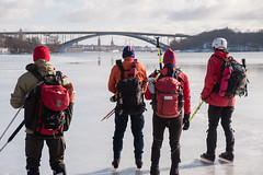 Västerbron (David Thyberg) Tags: 2018 långfärdsskridsko winter nature skate sweden stockholm skating ice sverige