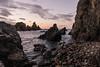 stones and rocks (glasnevinz) Tags: newzealand wellington breakerbay pointdorset rocks sea