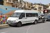 Gozo_Mini - LVY 217 (chairmanchad) Tags: gozo bus coach mgarr harbour