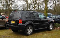 2007 Ford Escape 3.0 V6 (rvandermaar) Tags: 2007 ford escape 30 v6 fordescape maverick sidecode6 02ttbt rvdm