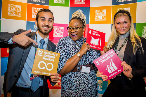 "Global Festival of Action for Sustainable Develpment #SDGglobalFEst 2018 • <a style=""font-size:0.8em;"" href=""http://www.flickr.com/photos/149457913@N04/40896613012/"" target=""_blank"">View on Flickr</a>"