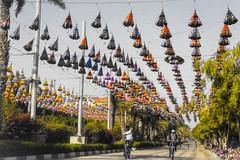 Both Sides of Reality, Kish Island, Iran ($ALEH) Tags: kish iran street people nowrooz nowruz celebration iranian
