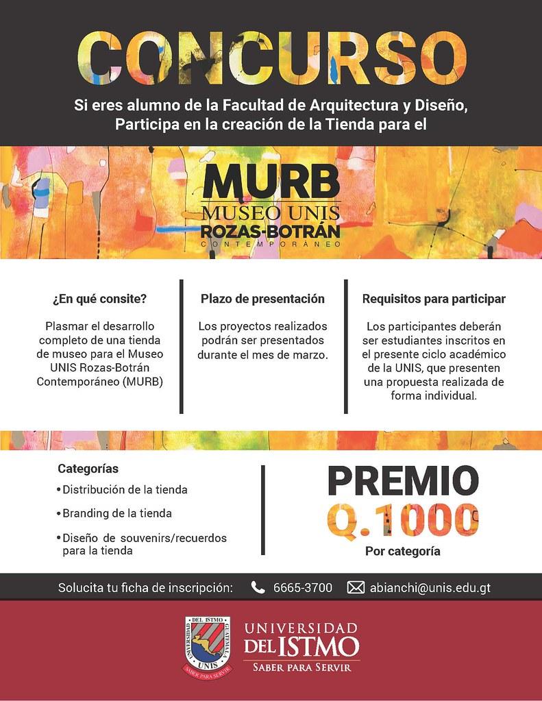 afiche concurso MURB Tienda-1