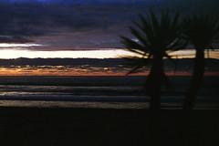 Mañana fria... (mavricich) Tags: playa film color cielo nubes nublado naturaleza