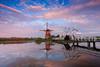 20170714-Canon EOS 6D-8494 (Bartek Rozanski) Tags: kinderdijk zuidholland netherlands unesco heritage windmill grondzeiler morning bridge dutch holland traditional