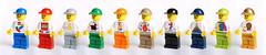 LEGO World convention minifigs (Vanjey_Lego) Tags: lego minifig minifigs minifigure minifigures legoworld convention danemark bellacenter 2009 2010 2011 2012 2013 2014 2015 2016 2017 2018