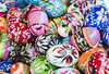 Traditional hand-painted wooden eggs, 2018 Easter Market, Krakow, Poland, Europe (Cat Girl 007) Tags: tradition religious easter eastermarket market krakow poland polish europe rustic season pattern holiday group seasonal spring wood wooden vintage traditional symbol color colorful decorated decorative celebration egg eggs many handpainted multi springtime painted multicolored