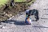 La strada a Vinicunca, la montagna dai sette colori (elparison) Tags: vinicuna rainbowmountain montagnacolorata perù travel mounta people child young