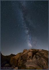JT Revisited 8438 (maguire33@verizon.net) Tags: california joshuatreenationalpark lll milkyway mojavedesert galaxy lightpollution meteor stars