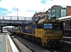 NR70-AN4-NR46-8112 (damoN475photos) Tags: nr70 an4 nr46 8112 pn national rail freightcorp freightrail maitland 2018