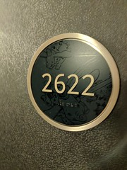 Hotel Number (earthdog) Tags: 2018 disneyland anaheim california number disneylandhotel hotel sign wall googlepixel pixel androidapp moblog cameraphone vacation2018 vacation travel disneyvacation