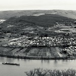 "Beautiful view over the ""Rheinschleife"" thumbnail"