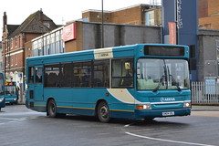 Arriva Southern 1617 GN04UDL (Will Swain) Tags: chatham bus station 30th december 2017 buses transport travel uk britain vehicle vehicles county country england english south east medway town arriva southern 1617 gn04udl