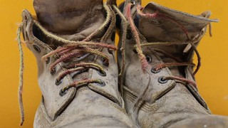 76/365-Trusty boots