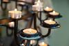 Kerze anzünden (utealbersmann) Tags: halgrimskirkja island reykjavik kerze kerzenständer candle church iceland