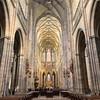 O interior da Catedral de St. Vitus é ainda mais impressionante! 😱⛪️ #interior #inside #cathedral #stvituscathedral #praguecastle #dicadeviagem #praha #praga #republicatcheca #czechrepublic #trip #travel #viagem (jpcamolez) Tags: o interior da catedral de st vitus é ainda mais impressionante 😱⛪️ inside cathedral stvituscathedral praguecastle dicadeviagem praha praga republicatcheca czechrepublic trip travel viagem