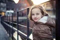 J. (Julien Duriez) Tags: portrait girl daughter colmar france sun sunset natural light nikon d7200 35mm smile