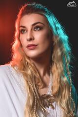 Faye Hunter (wardphotography1) Tags: model fayehunter models modelling gels colours colour hair portrait portraits lighting gel explore interesting