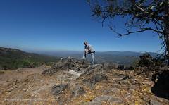 Mountains at Thailand-Myanmar border, Umphang district, Thailand AD4A1597s