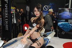 Tokyo Motorcycle Show 2018 (ジェローム) Tags: tokyomotorcycleshow odaiba japan tokyo japanese girl woman asia asian racequeen