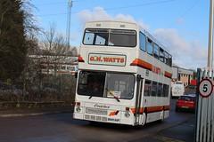 GH Watts (peagreenbus) Tags: b840aop mcwmetrobus ghwattscoaches