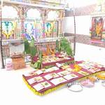 20171019 - Chopda poojan in Swaminarayan Mandir (10)