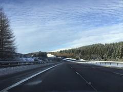 IMG_7178 (Sula Riedlinger) Tags: landscape uklandscape scotland scottishlandscape winter wintersnowscene winterlandscape clouds cloud weather bigsky viewfromcar scenicroad scenicroute snow snowscape win