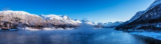 The stunning Åndalsnes Fjord