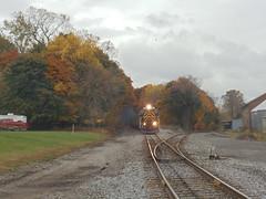 DSC01802 (mistersnoozer) Tags: lal shortline railroad rgvrm excursion train alco c425 locomotive