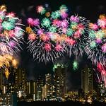 Nagaoka Fireworks Honolulu Festival Waikiki Hawaii 2018 thumbnail